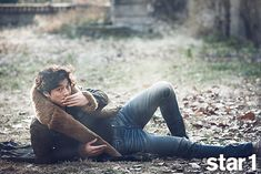 Gong Yoo - @Stacy Wilkins Magazine January Issue '14