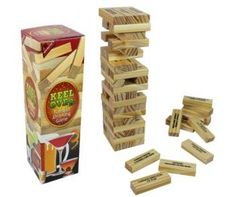 Drinking Jenga Game | $14.94