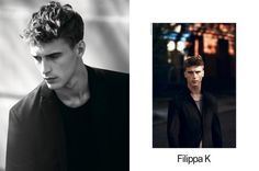 Filippa K F/W 12.13    Lachlan Bailey - Photographer  Robert Rydberg - Fashion Editor/Stylist  Rudi Lewis - Hair Stylist  Francelle Daly - Makeup Artist  Clement Chabernaud - Model  Emily Baker - Model