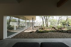 works 可児の庭2 Great View, It Works, Yard, Windows, House, Patio, Home, Courtyards, Nailed It