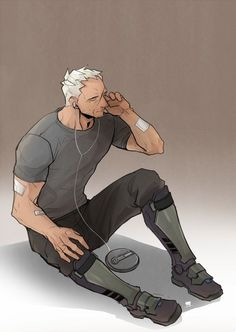 Video Games Funny, Funny Games, Jack Morrison, Character Art, Character Design, Overwatch Drawings, Overwatch Wallpapers, Gifs, Overwatch Comic