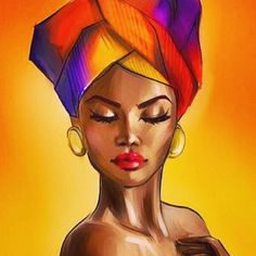 Art pictures ideas - why am I here ?- Kunst Bilder ideen – why am I here?: Photo – Art pictures ideas – why am I here ? African Drawings, African Art Paintings, African Artwork, Black Love Art, Black Girl Art, Black Art Painting, Woman Painting, Black Artwork, Painting Abstract