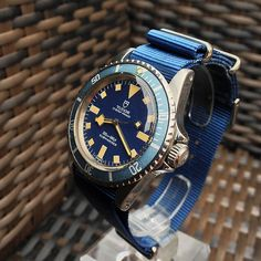 Tudor Tudor Oyster Prince Submariner - (French) Marine Nationale - posted anonymously on www.forum-mdp.com.