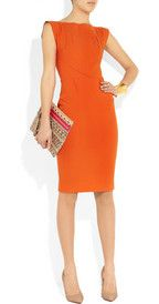 Roland Mouret wool crepe dress