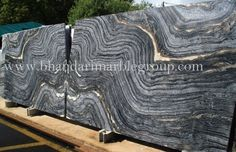 SILVER WAVE MARBLE