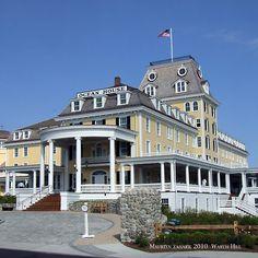 OCEAN HOUSE - Watch Hill, Rhode Island