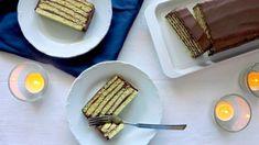 Dobošovy řezy sčokoládou - Proženy