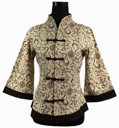 Spring New 100% Cotton Chinese Style Women's Tang Suit Jacket Traditional Handmade Buttons Coat Plus Size S To 5XL 2218