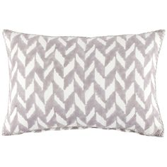 John Robshaw Textiles - Mori Decorative Pillow - New Pillows - New Arrivals