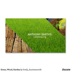 Free landscaping business card template psd free business card grass wood garden business card colourmoves