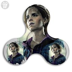 Harry Potter Emma Watson Hot Sale Hands Spinner Tri-Spinner Fidgets Fingertip Bearing Toy Decompression Gyro And Autism Adults & Children For Killing Time Or Relaxation - Fidget spinner (*Amazon Partner-Link)