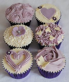 Shabby Chic Cupcakes - Hen Party Class Ideas