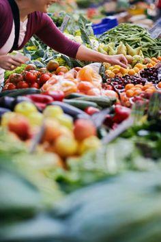Buy food according to season.   12 Ways To Be A Frugal Foodie
