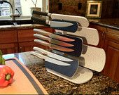 Point Break - Magnetic Knife Holder - Very Cool Looking!