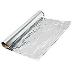 7 необычных способов применения алюминиевой фольги