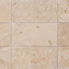 BuildDirect®: Izmir Travertine Tile - Honed and Filled