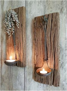wall shelf with hanging spoon for cowhide decorations .- wandplank met hanglepel bij koeienhuiddecoraties ideas i… wall shelf with hanging spoon for cowhide decorations ideas ideas event ideas party ideas wall -