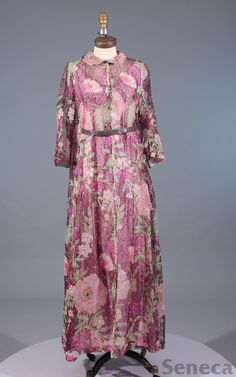 1970s Maggie Reeves beaded coat to go with dress
