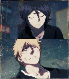 """""""I wonder if I can keep up with the world that has no you in it."""" - Ichigo"""