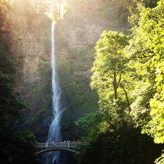 #MultnomahFalls #Corbett #Oregon #instanature #ignature #Summer #WestCoast #ColumbiaRiver