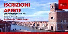 Premio Arte Laguna concorso internazionale finalizzato alla valorizzazione dell'Arte Contemporanea http://www.premioartelaguna.it/