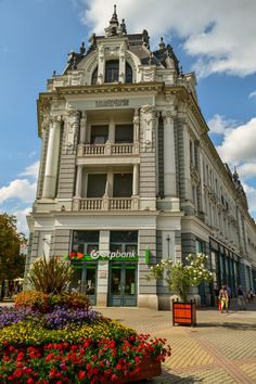 Why we chose Nyiregyhaza, Hungary for our summer vacation. Travel Around The World, Around The Worlds, Capital Of Hungary, European City Breaks, Hungary Travel, Flatiron Building, European Destination, Countries Of The World, Architecture Details
