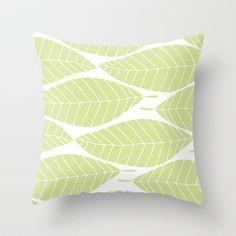 Hojitas Throw Pillow by Anchobee