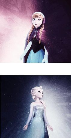 Image via We Heart It https://weheartit.com/entry/118292331/via/13203816 #anna #Queen #elsa