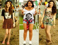 Moda de rua: looks do Lollapalooza 2013 para se inspirar! - Radar Fashion - CAPRICHO