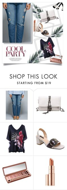 """""""rosegal"""" by melee-879 ❤ liked on Polyvore featuring Urban Decay and Estée Lauder"""