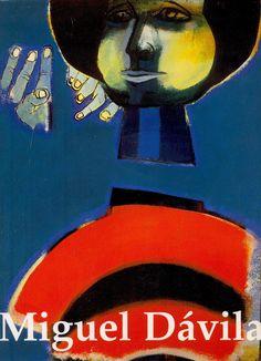 MIGUEL DÁVILA nació en La Rioja en 1926  y estudió con maestros de la talla de Enrique Policastro, Lino Eneas Spilimbergo y Pompeyo Audivert. Contribuyó a la historia del arte nacional no sólo desde la plástica sino también desde la teoría. Fue invitado a participar de muestras, premios y ferias, y fundó y dirigió el Museo Municipal de Bellas Artes de La Rioja.