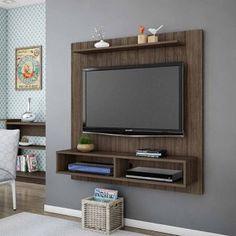 Painel Moveis Bechara Gama.Deixe sua sala de estar mais elegante com um visual inovador com o lindo Painel Gama. Super bonito e resistente, garantindo um ambiente mais organizado e despojado. Ideal para TVs ate 42 polegadas.