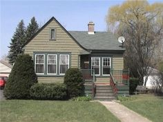 "1062 Central Avenue, Deerfield, IL 60015 — Charming historical beauty!! Come see this great 2 BR home + extra rooms in the bsmt  can be used as  family room  den, office or additional bedroom. This home boasts hardwood floors, an nicely appointed kitchen with 42"" cabinets, newer windows, updated bathroom, closet organizers, garage, newer roof (2003)  great lot  near town location. Freshly painted exterior... This incredible condo alt. is ready for you!"