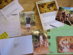 The Grey Hair Granny: My Compassion letter writing Day