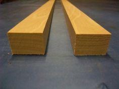 Bogenrohling für Langbogen aus Hickory  200cm x 3,0cm