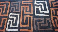African Kuba Cloth KC021  #interiordesigner #architecture #kubapillow #kubacloth #decorativepillows #interiordesign #homedecor #interiors #pillows #decor