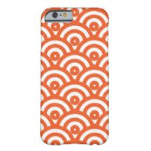 Japanese Wave Pattern Barely There iPhone 6 Case