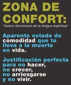 G A N T I L L A N O: ZONA DE CONFORT..