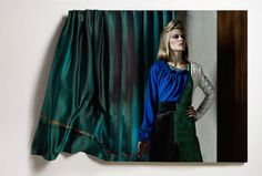 <p>The Amsterdam-based photography duo Freudenthal/Verhagen met back at the Gerrit Rietveld Academy and has been collaborating since 1989. Their signature style is marked by strong links between fashion and art. Experimentation lays at the heart of their practice – photographers' works have been merged into 3D installations or turned into prints. Their surreal, stark images…</p>