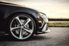 Audi RS7 V8 Quattro | Rims