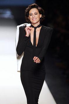 Gaultier's 51-Year-Old Runway Star: Inès de la Fressange - Heard ...
