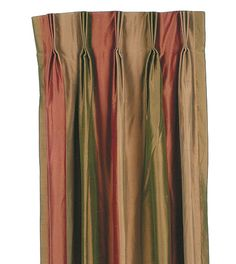 Memoir Harvest Curtain Panel from Eastern Accents