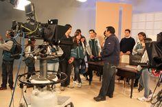 Estúdios da TV Século 21