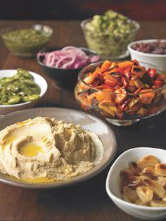Classic Hummus | Recipe from Organic Gardening