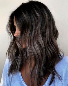 Dark Brunette Hair, Brunette Color, Brown Blonde Hair, Golden Blonde, Toner For Brown Hair, Medium Brunette Hair, Summer Brunette, Dark Ombre Hair, Medium Brown Hair