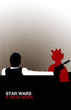 Star Wars / Awesome Mad Men parody / Han shot first