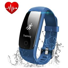 Fitness Tracker with Heart Rate Monitor, Runme Activity Tracker Smart Watch with Sleep Monitor, IP67 Water Resistant Walking Pedometer Band with Call/SMS Remind for iOS/Android Smartphone *** See this great product. (This is an affiliate link) #Accessories