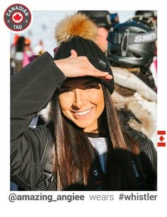 Rock the mountains in style with our beanie! 3 colors available. Whistler, Snowboarding, Skiing, Ear Warmers, Beanie Hats, Passion For Fashion, Sunnies, Winter Fashion, Winter Hats