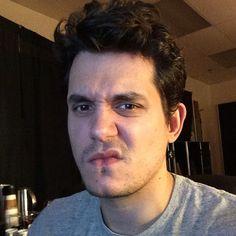 """JM: """"my nasty face."""""""