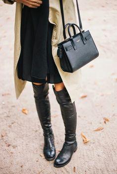 Me encantan estas botas.